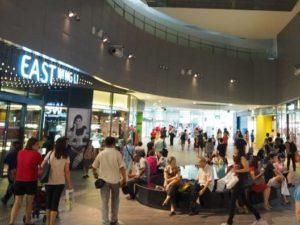 新加坡地鐵百貨公司